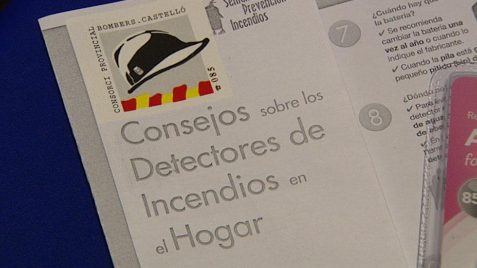 Detectores de humo para prevenir en casa de mayores de 70 años