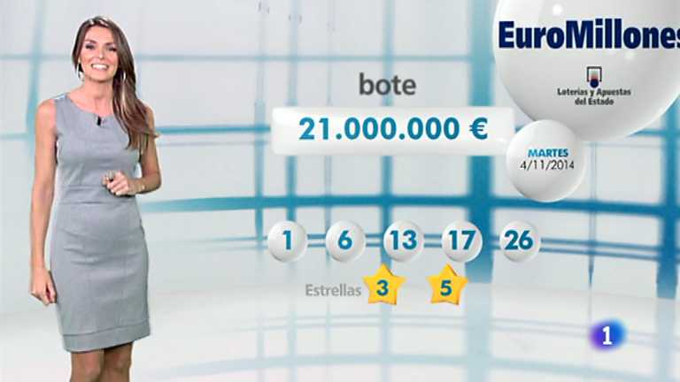 Bonoloto + Euromillones - 04/11/14