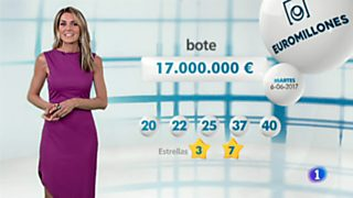 Bonoloto + EuroMillones - 06/06/17