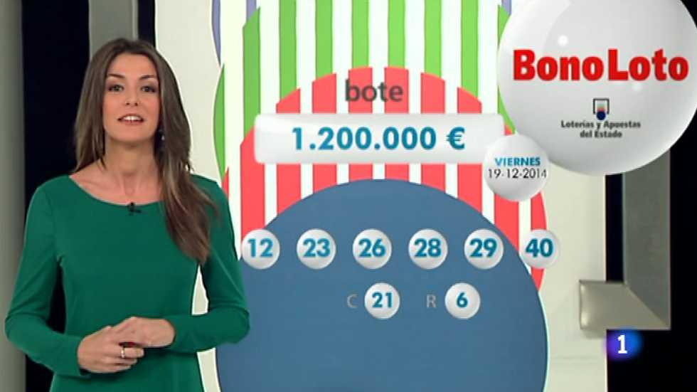 Bonoloto + EuroMillones - 19/12/14