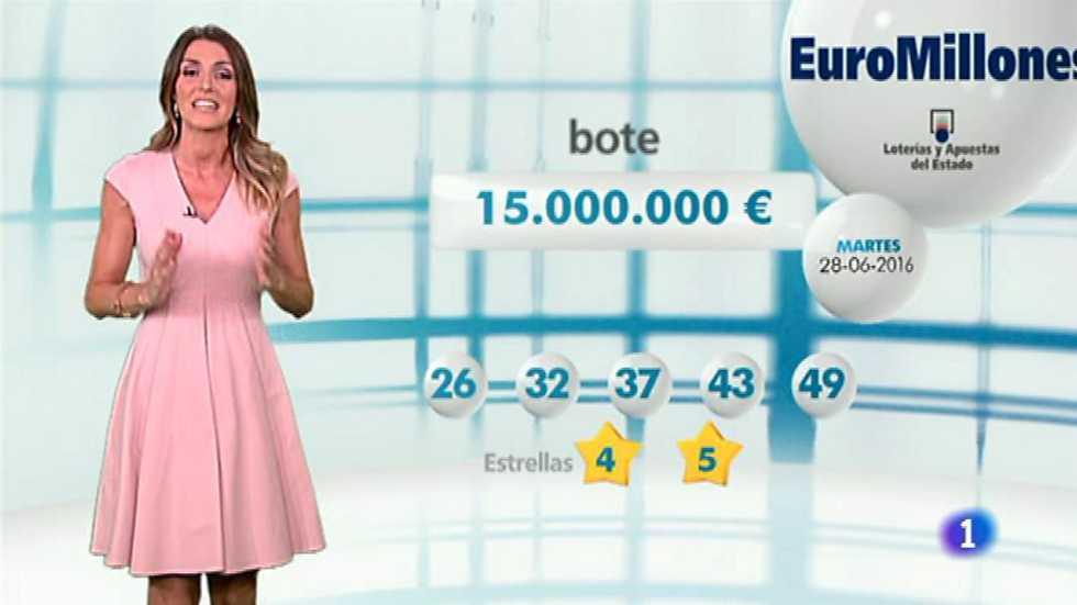 Bonoloto + EuroMillones - 28/06/16
