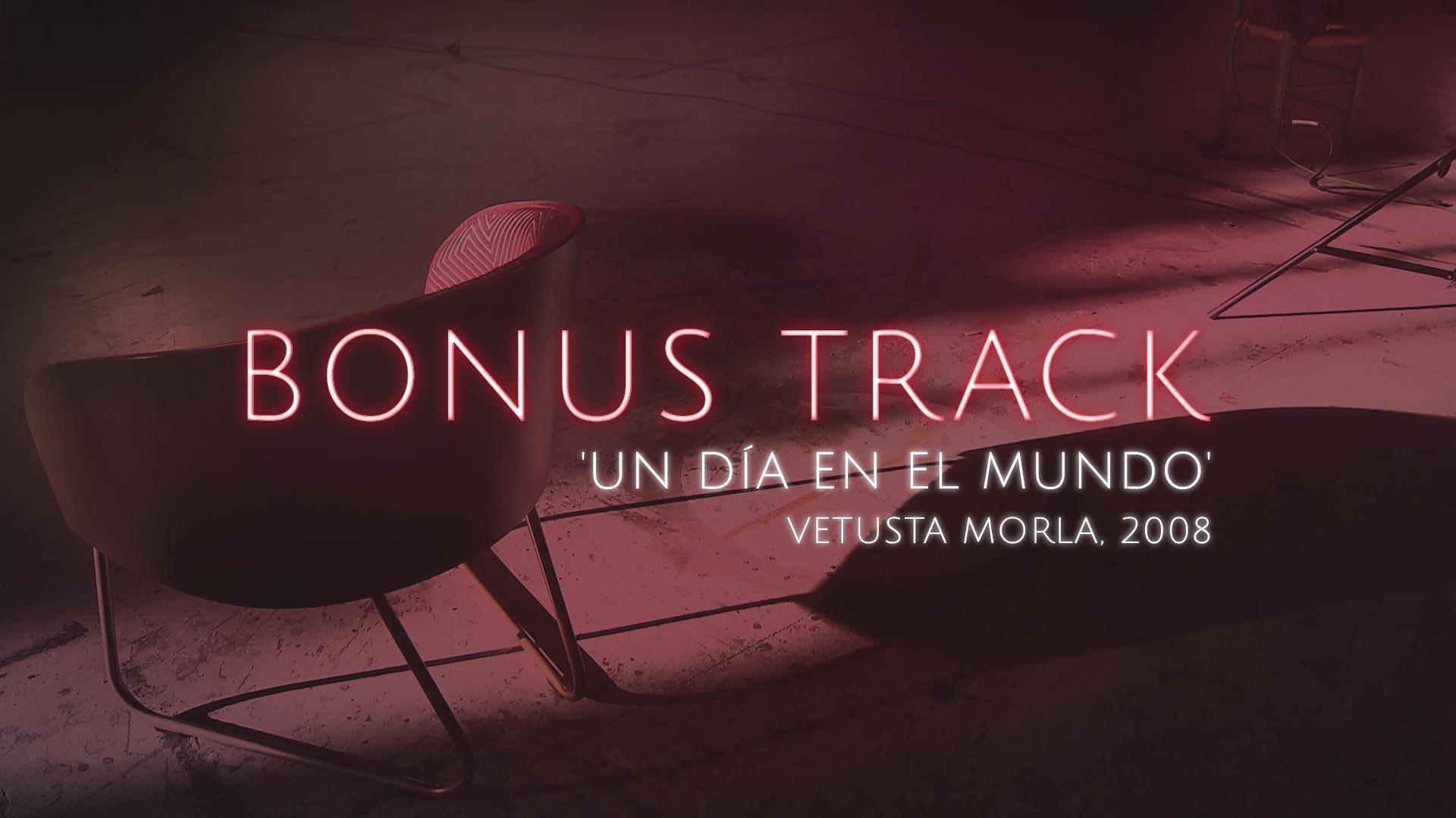 Bonus Track - 'Un día en el mundo', Vetusta Morla (Teaser) - 15/09/17