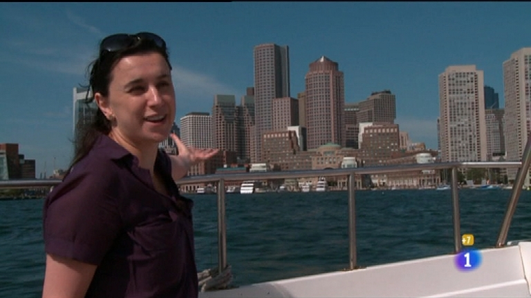 Españoles en el mundo - Boston