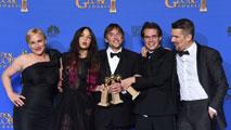 Ir al Video'Boyhood', la triunfadora de los Globos de Oro