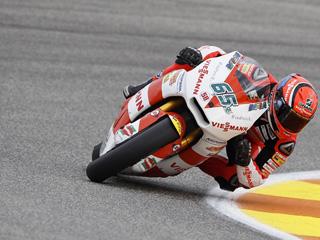 Ver vídeo  'Bradl, nuevo campeón de Moto2'