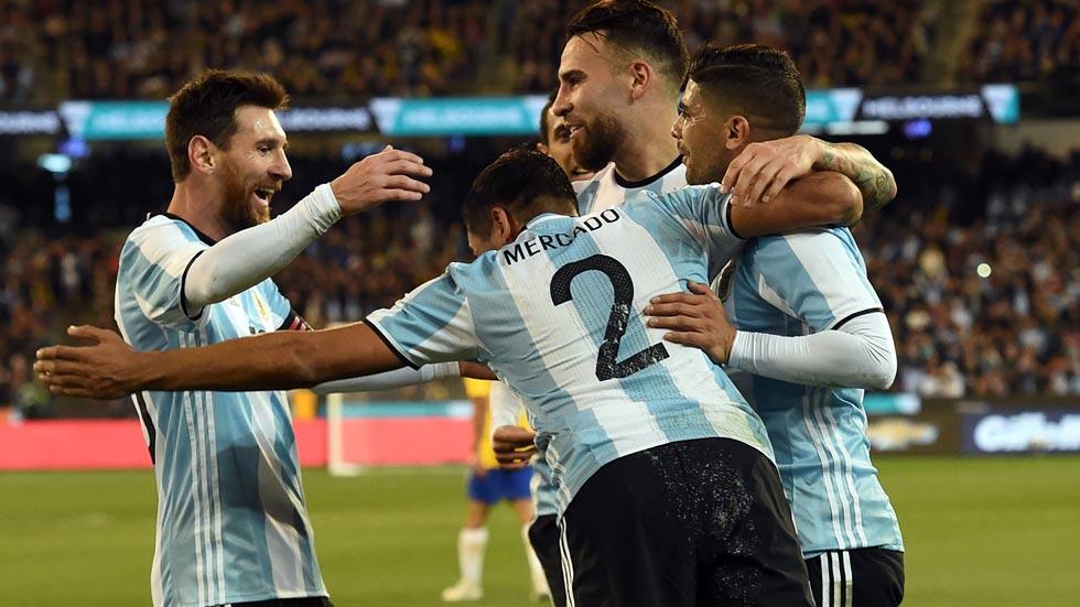 Brasil-Argentina | Mercado marca el 0-1