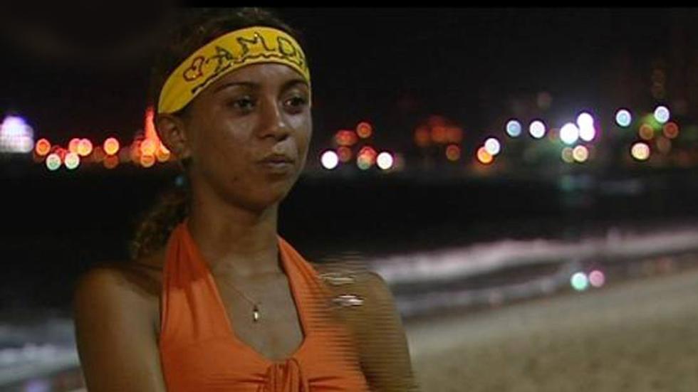 En portada - Brasil. Las lágrimas de Michelle