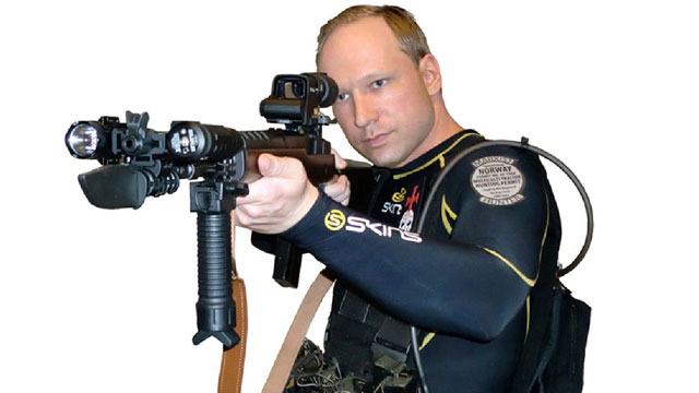 Anders Breivik asegura que actuó solo en la masacre de Oslo