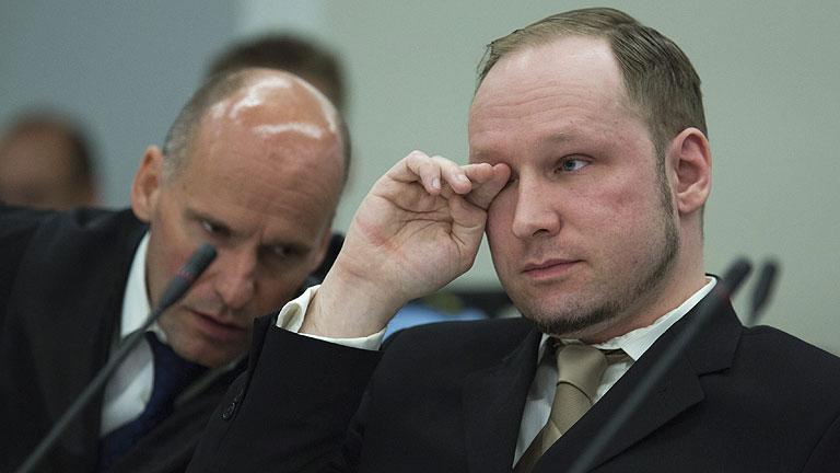 Breivik declara este martes por los atentados en Noruega