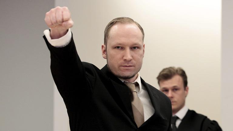El asesino de Noruega presume de su ataque