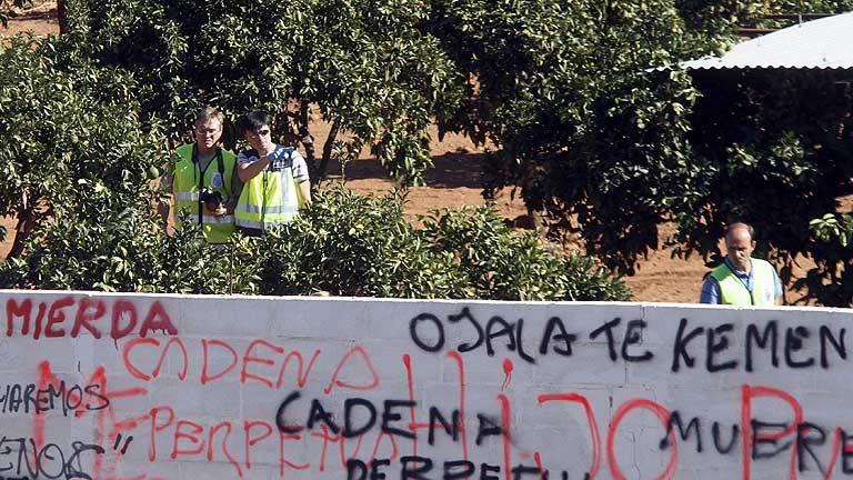 Bretón, el padre de los niños desaparecidos de Córdoba, mantiene su versión del parque