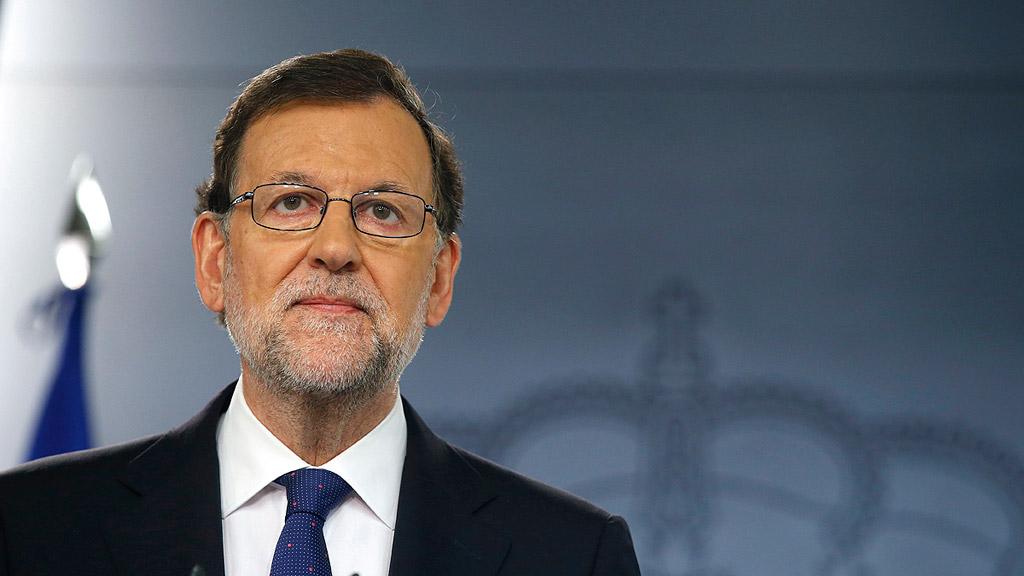 """Brexit: Rajoy dirige un mensaje de """"serenidad"""" a los españoles"""