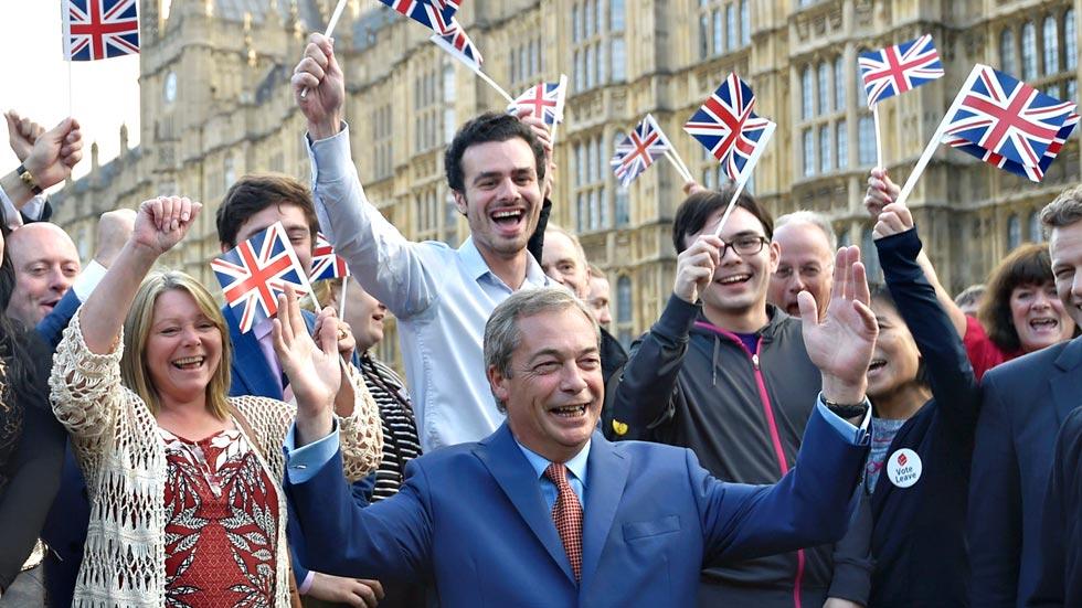 'Brexit' o el triunfo de los euroescépticos