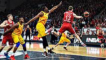 Brose Baskets Bamberg 74-70 FC Barcelona Lassa