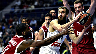 Brose Baskets Bamberg 82-79 Real Madrid