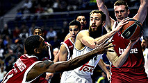 Ir al Video Brose Baskets Bamberg 82-79 Real Madrid