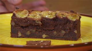 Torres en la cocina - Brownie de chocolate