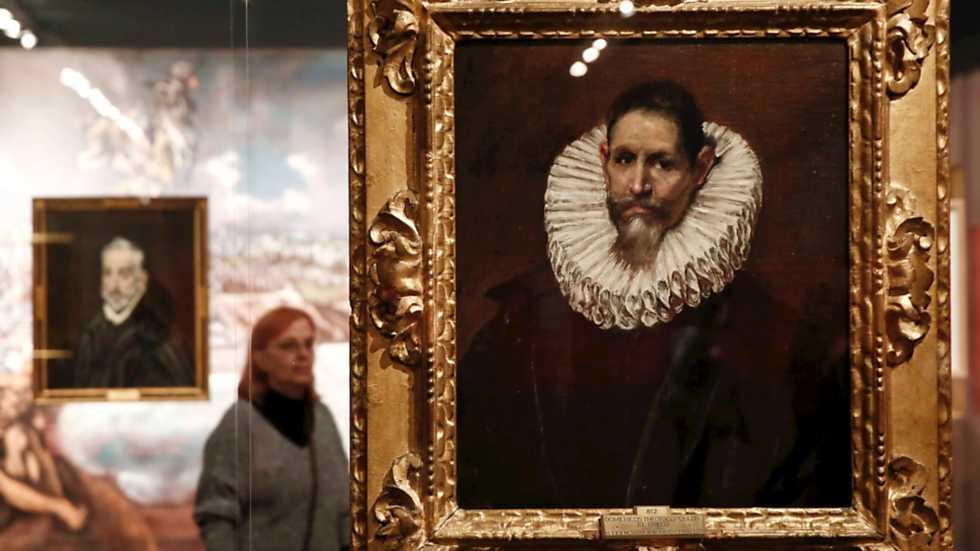 El Greco, alma y luz universales - Las brumas de la memoria