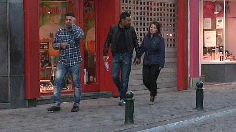Bruselas multará con hasta 250 euros a quien insulte a otra persona en la calle