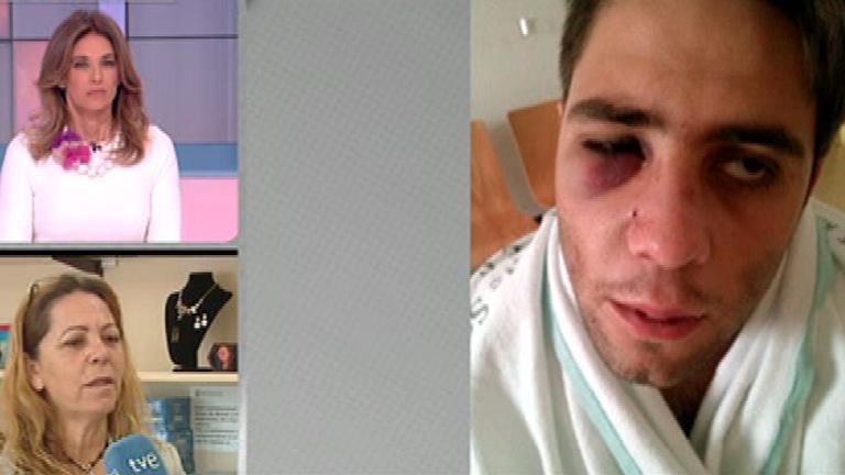 """La mañana - Brutal paliza a un discapacitado psíquico: """"Han hecho algo horrible y tienen que pagarlo"""""""