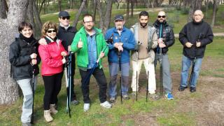 Aquí la Tierra-La buena marcha de la marcha nórdica