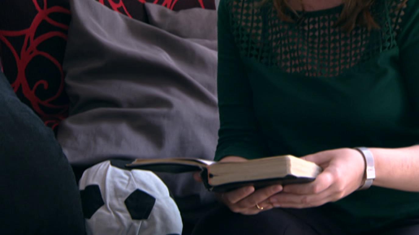 Ir al VideoBuenas noticias TV - La fe de Joel y Esther