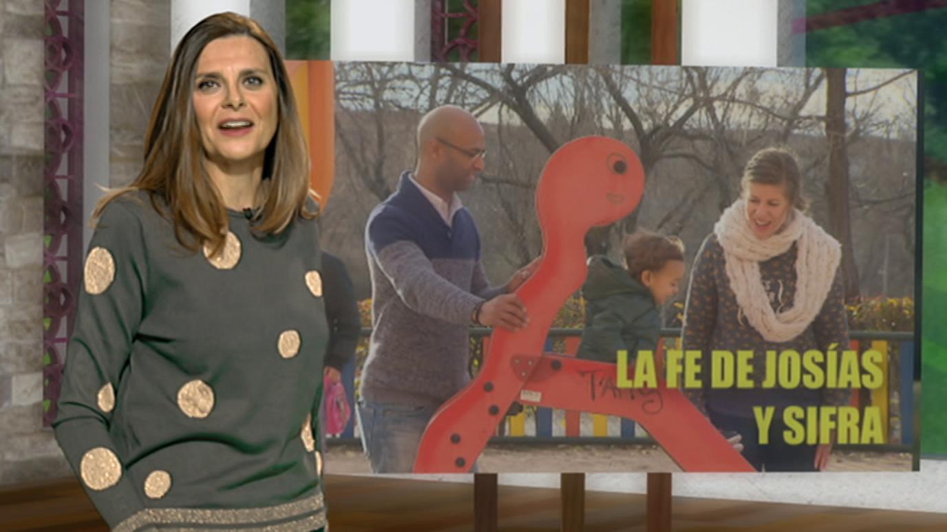 Ir al VideoBuenas noticias TV - La fe de Josías y Sifra