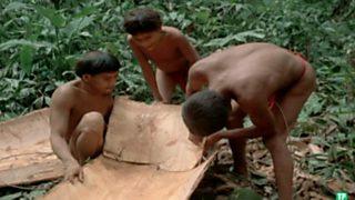 El hombre y la tierra (Serie venezolana) - En busca de los indios del Alto Orinoco