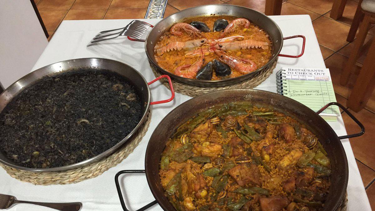 España Directo- En busca de la mejor paella: Calasparra