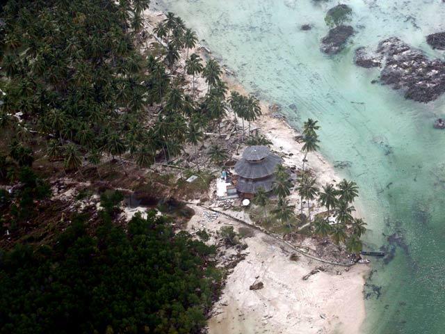 Indonesia busca a casi 500 personas desaparecidas tras el terremoto