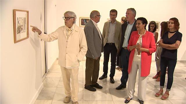 El CAAM rinde homenaje a Pepe Dámaso