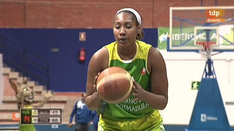 Baloncesto - Liga española femenina. 10ª jornada: Cáceres - Conquero