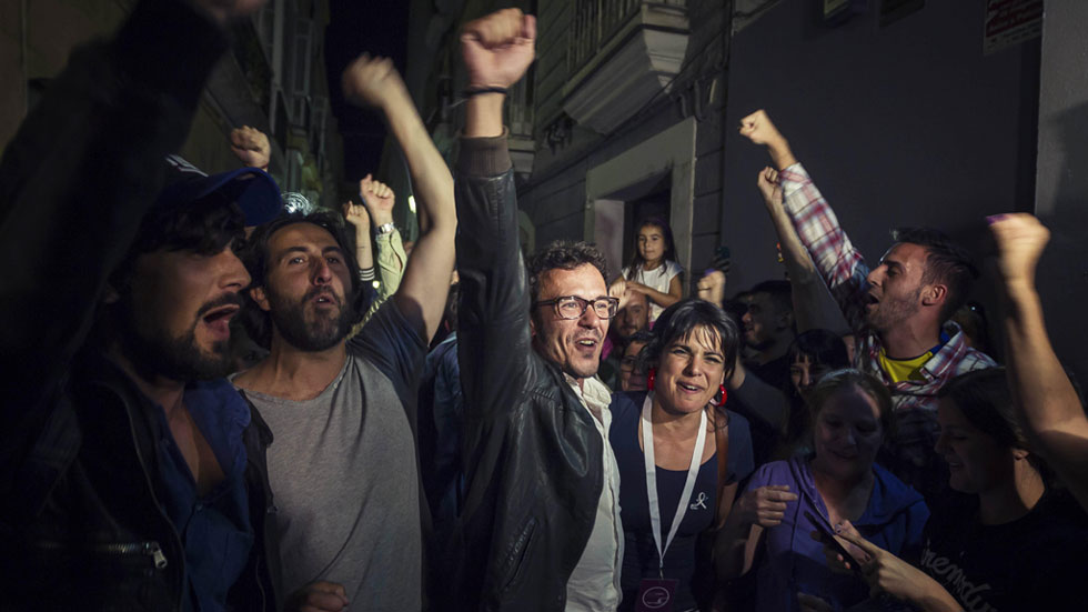 El Ayuntamiento de Cádiz podría desbloquear la investidura de Susana Díaz