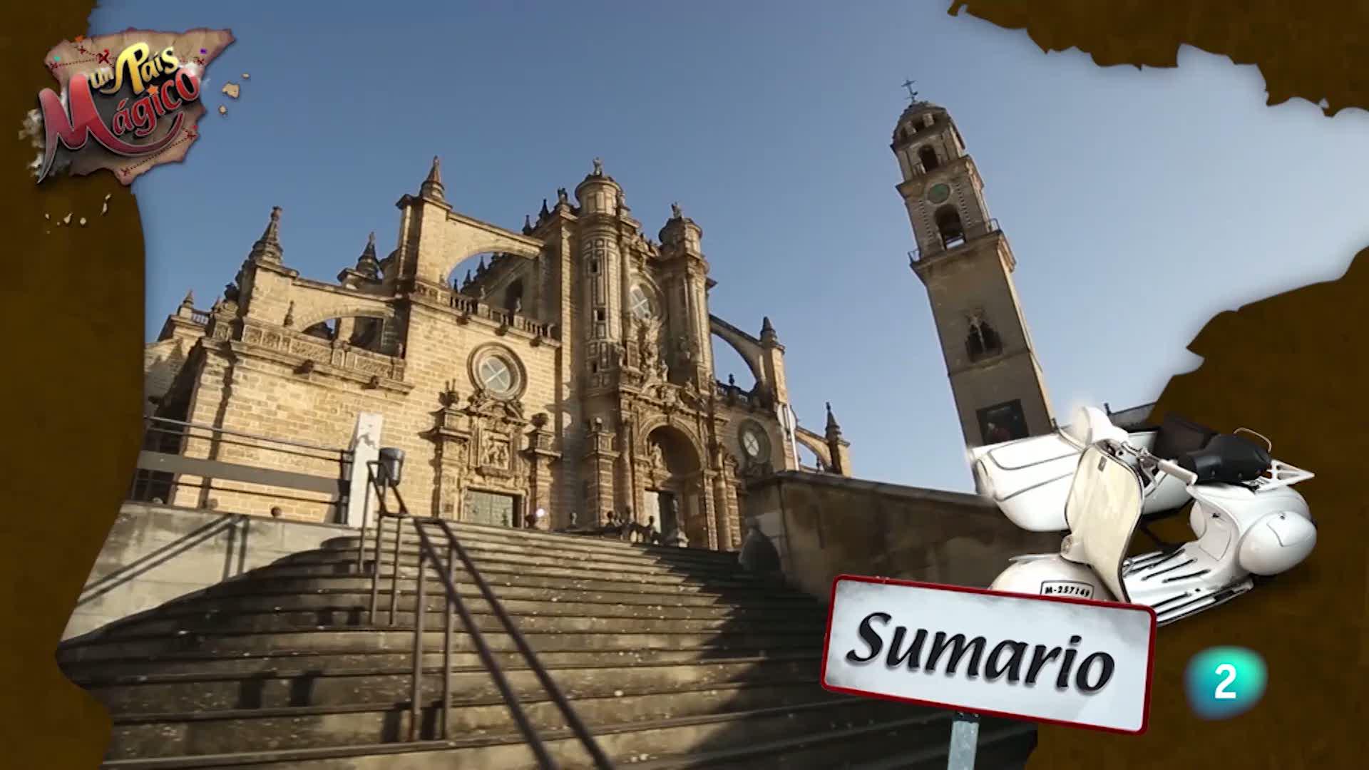 Un país mágico - Cádiz y Sevilla - avance