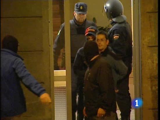 Operación policial contra la organización juvenil Segi