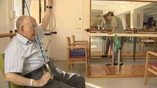 Una de cada tres personas mayores de 65 años se cae al menos una vez al año