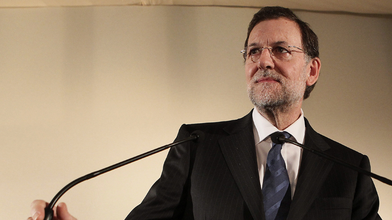 Calendario de la investidura de Mariano Rajoy