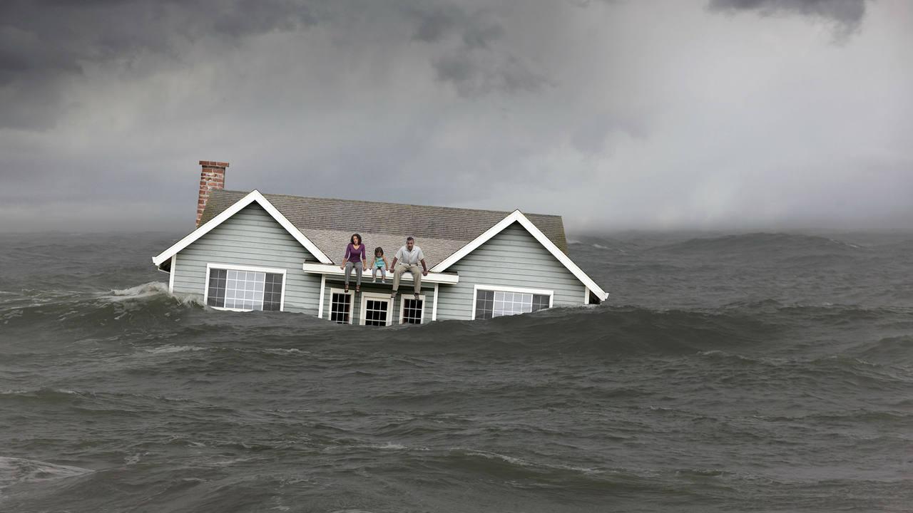 El calentamiento global, detonante de muchos de estos fenómenos