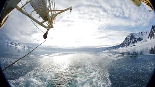 El calentamiento sin precedentes del Ártico provoca un aumento del nivel del mar
