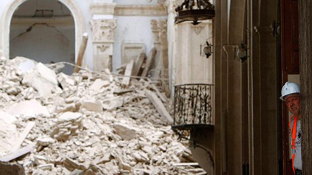 El 50% de los edificios en Lorca inspeccionados no son habitables