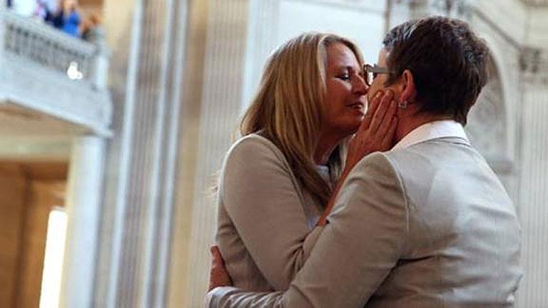 El Tribunal Supremo de California legaliza el matrimonio gay