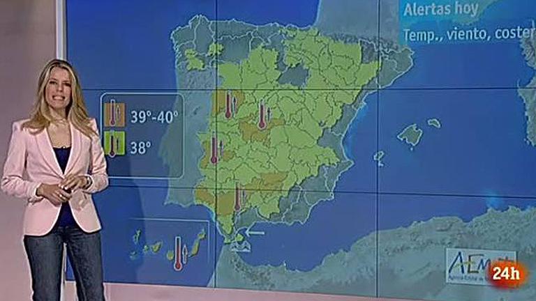 El calor no da respiro en toda España