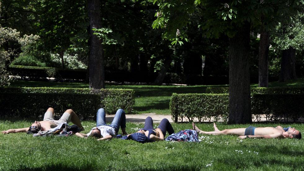 El calor no da tregua y media España está de nuevo por encima de los 30 grados