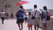 Ir al VideoEl calor persiste en toda España