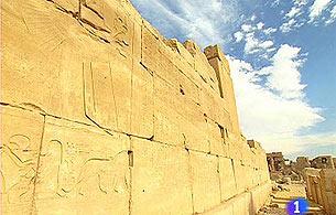 Informe semanal - Informe semanal en la cámara funeraria de Tutmosis III