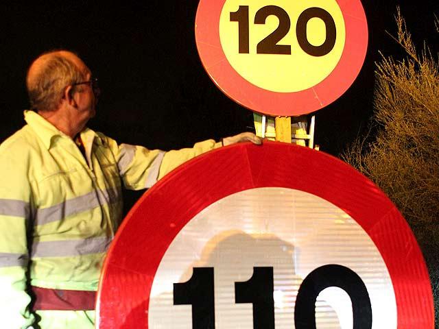 Cada comunidad autónoma cambia las señales según sus criterios
