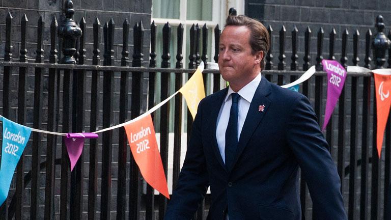 Cambio de gobierno en Reino Unido