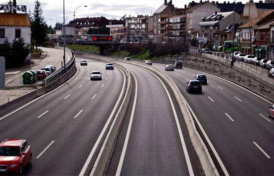 La Ley de Seguridad Vial cambió el rumbo