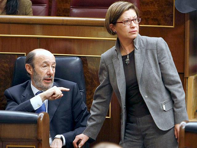 Profunda remodelación del gobierno de Zapatero