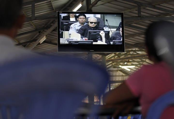 CAMBOYA AGUARDA LA PRIMERA SENTENCIA CONTRA LA CÚPULA DEL JEMER ROJO